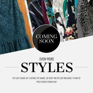 Other - Even More Styles - Coming Soon!