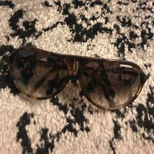 Used brown/tortoise Carrera glasses
