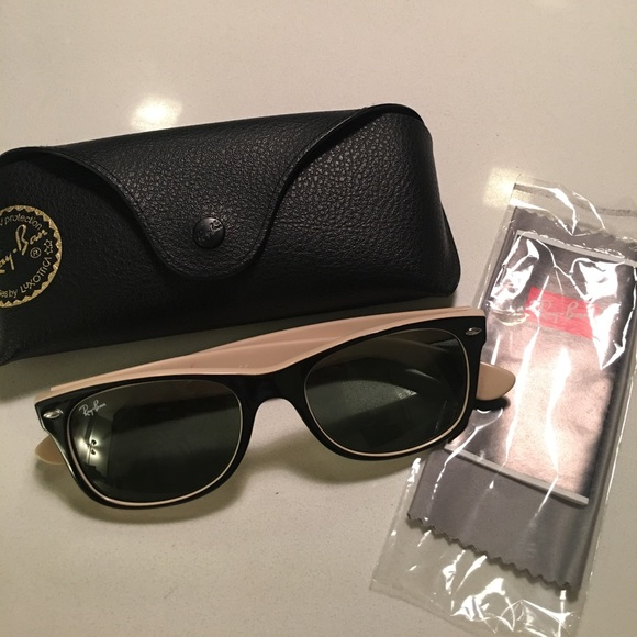 d7f9e700eac4 Ray-Ban Accessories | Rayban Wayfarer Rb2132 Color Mix 875 | Poshmark