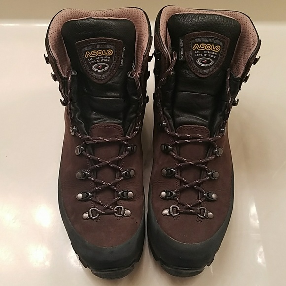 1b0d9296c6c Asolo Shoes | Goretex Hiking Boots Sasslong Gv | Poshmark