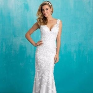 Allure Wedding Gown 9304