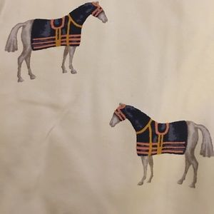 Tory Burch Sweaters - Tory Burch Horse Print Sweater