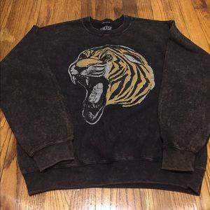 Tiger Crew Neck