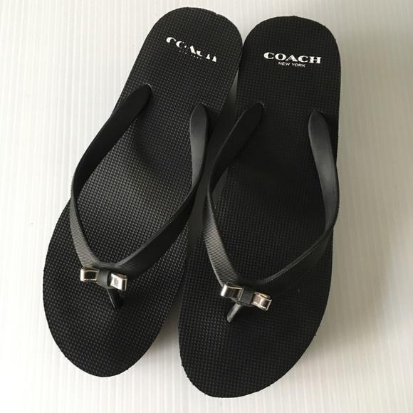 6593956e0aee7e Coach Shoes - Coach Loralyn Wedge Sandals