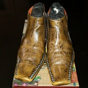 Robert Wayne Brown Viscaya boots