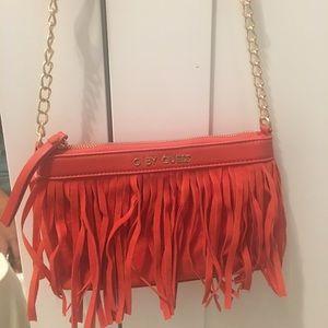 Handbags - Suede guess crossbody