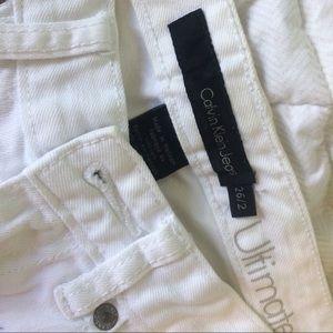 CK White Jeans 👖