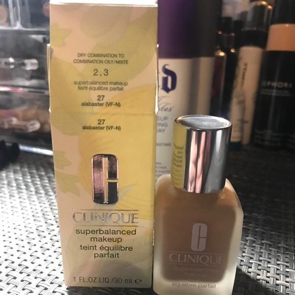 228d1da97 Clinique Makeup | Superbalanced Alabaster Make Offer | Poshmark