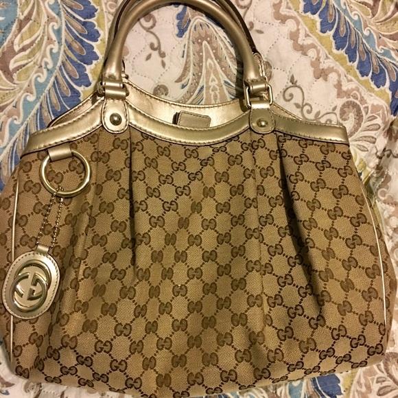 04368e6f7c631b Gucci Bags | Large Sukey Bag | Poshmark