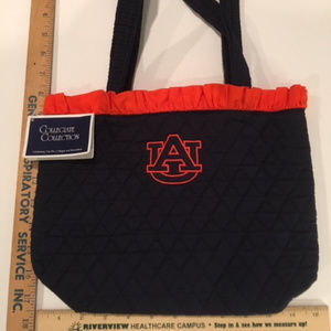 Handbags - Brand New Auburn University Quilted Purse
