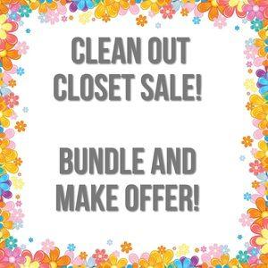 Other - 🎉🎉 FINAL SALE🎉🎉. Bundle and make Offer!!