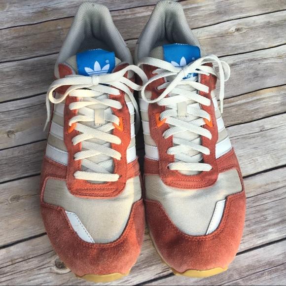 Le Adidas 1 Ora Scuro. Vendita Zx 700 Arancione Scuro. Ora Poshmark 86d1bc