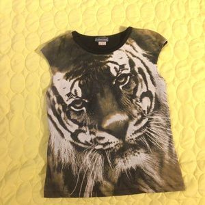 Takeout tiger top size m.