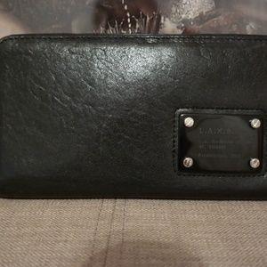 L.A.M.B. Leather Wallet