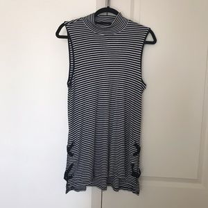 Cable & Gauge Striped Tunic
