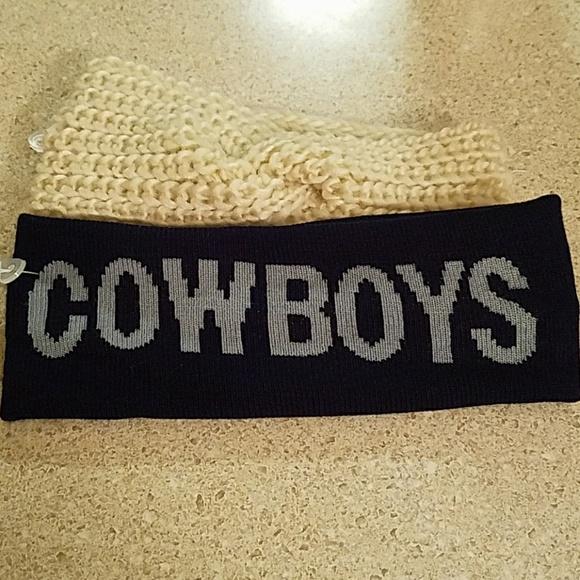b0ac522ae Accessories - Dallas cowboys headband