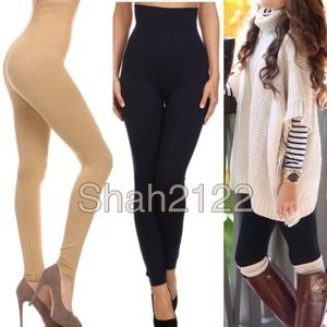 Pants - High waist tummy tuck control Leggings