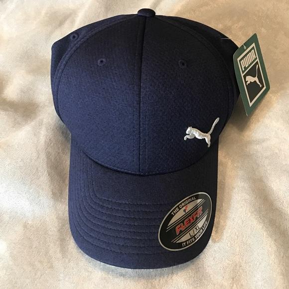 aede4e0773a Puma Charlie Flexfit Stretchfit Hat