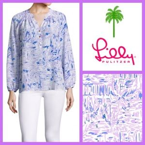 NWT Lilly Pulitzer Elsa, Rock the Dock