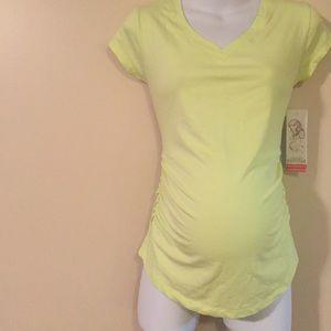 Tops - Maternity V-neck top