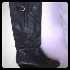 """Intyce"" Steven by Steve Madden boots sz 7.5"