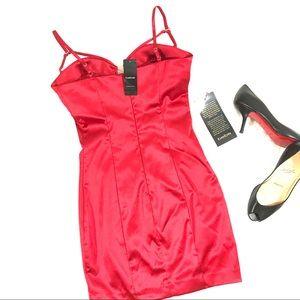 "b3fc95286a8 bebe Dresses - 🎅🏽⚔️Bebe ""Tiana"" Bralette Dress"