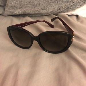 Salvatore Ferragamo Sunglasses with Case