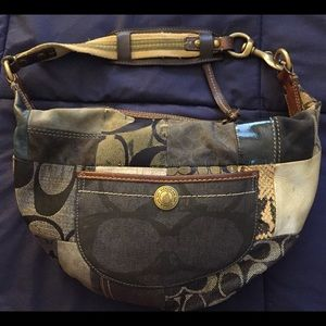 COACH PURSE IN GREAT CONDITION