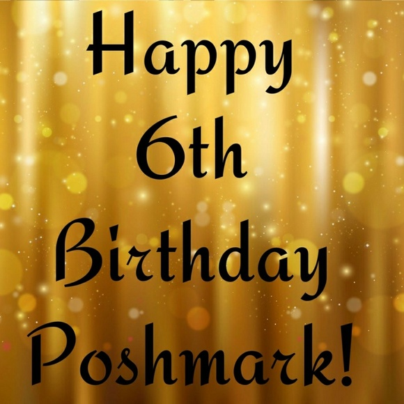 PoshmarkTurns6 Other - Thank you! It was a blast!!