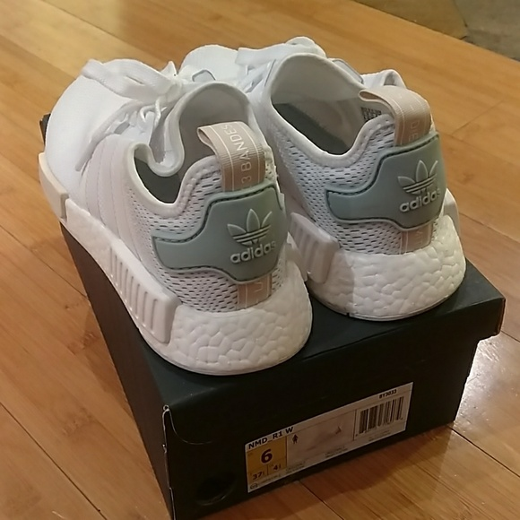 5496c557f04a5 adidas Shoes - Adidas NMD R1 Boost sneakers running shoes BY3033