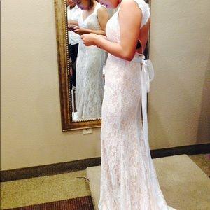 Dresses   Wedding Dress Civil Court Wedding Dress   Poshmark