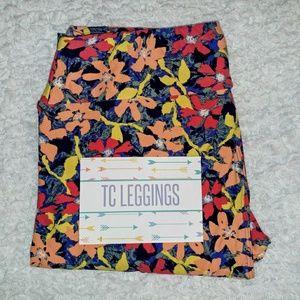 Lularoe TC Leggings, tall and curvy