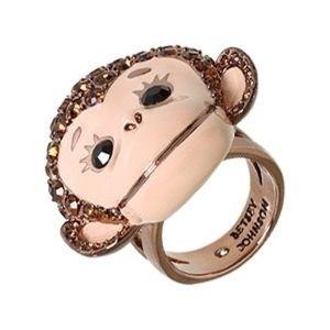 Betsey Johnson Jungle Fever Ring