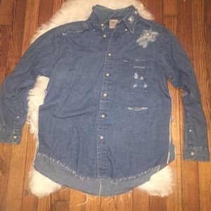 Vintage chambray from LF