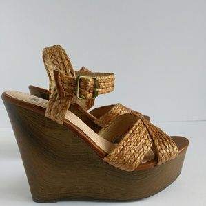 MADISON by Shoedazzle Platform Wedges