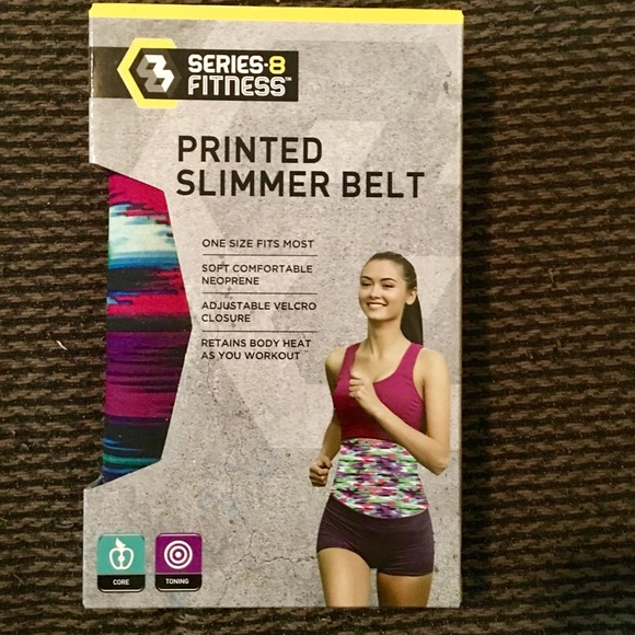 Series-8 Fitness™ Slimmer Belt w