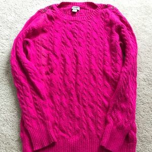 Fushia Sweater