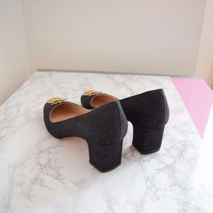 Zara Shoes - Pineapple Heels by Zara