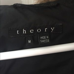 Jackets & Coats - Theory Winter Coat