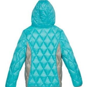 5001228c2 Gerry Girls Packable Sweater Down Jacket