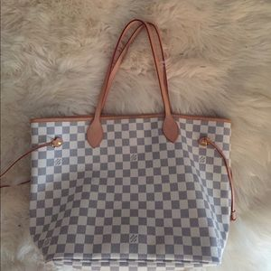 Lv neverfull tote