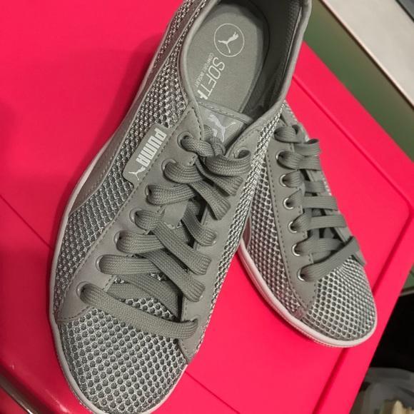 650f007fd95 BRAND NEW Puma Vikky Mesh Sneakers