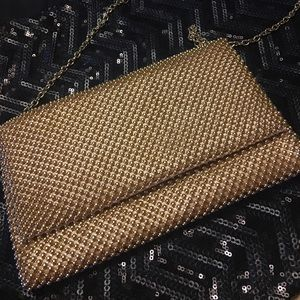 Style & Co Gold Night Purse
