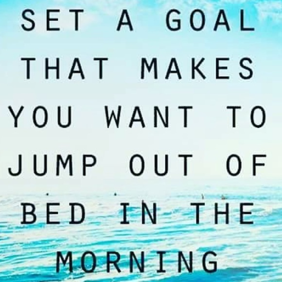 Is your goal powerful enough?