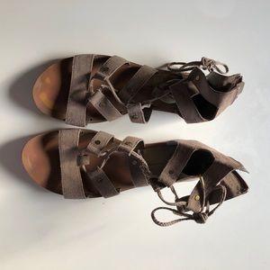 Dolce Vita Mauve Gladiator Sandal