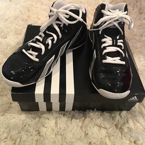 Adidas basketball unisex shoes