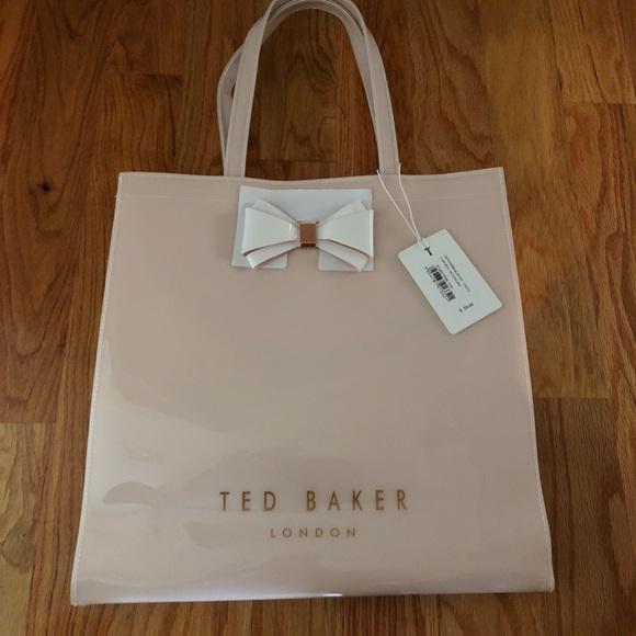 a944ace2fa1c9 Ted Baker Plain Bow Large Icon Bag