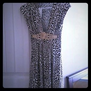 🐱💕Brand new leopard Dress💕🐱