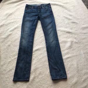 Elie Tahari straight leg jeans