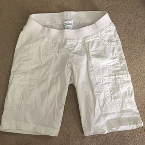 Maternity Bermuda Shorts